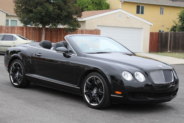 2009 Bentley CONTINENTAL GTC 51K MLS NAVIGATION SERVICE RECORDS in Van Nuys, CA 91406