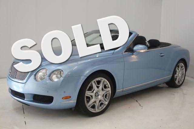 2009 Bentley Continental GTC Houston, Texas 0