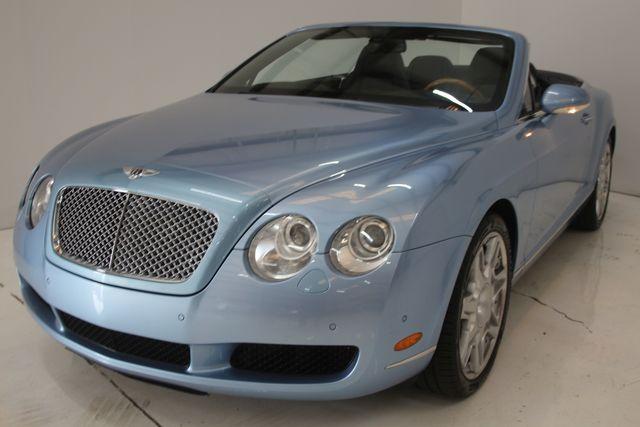 2009 Bentley Continental GTC Houston, Texas 1