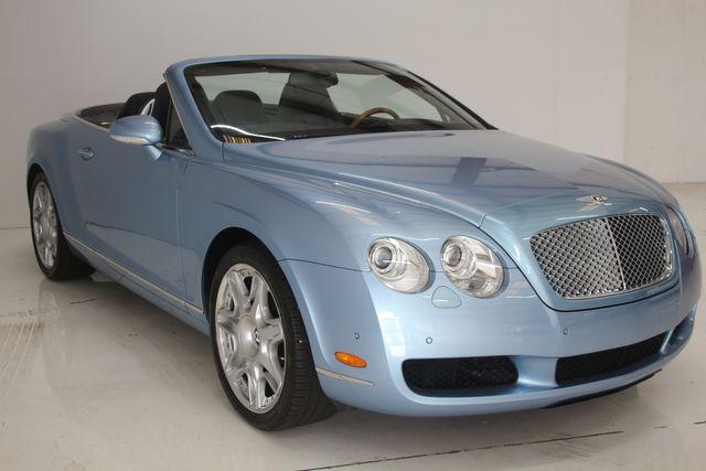 2009 Bentley Continental GTC Houston, Texas 3