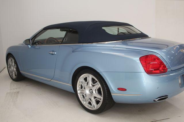 2009 Bentley Continental GTC Houston, Texas 34