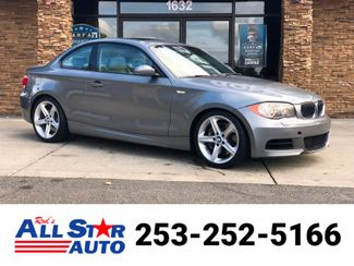 2009 BMW 1 Series 135i in Puyallup Washington, 98371
