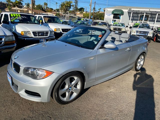 2009 BMW 135I - Auto, 3.0L Twin-Turbo I6, 2D Convertible - 1 OWNER, CLEAN TITLE, NO ACCIDENTS, W/ ONLY 58,000 in San Diego, CA 92110