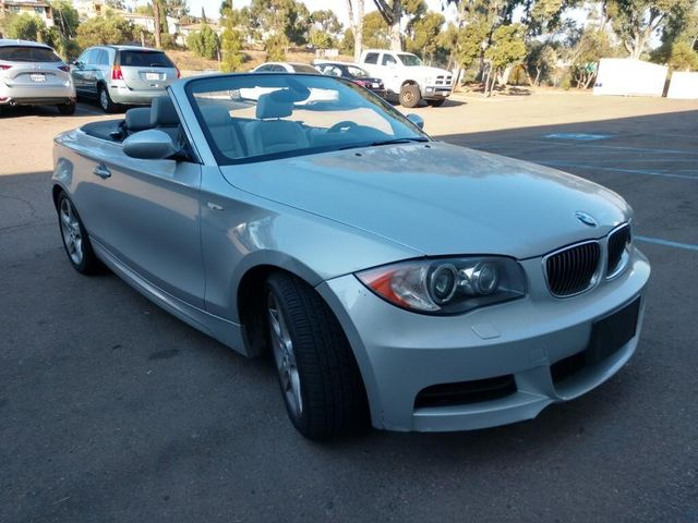 2009 BMW 135i 3.0L Twin Turbo I6 Convertible Coupe - 1 OWNER, CLEAN TITLE, NO ACCIDENTS, W/ ONLY 57,615 in San Diego, CA 92110