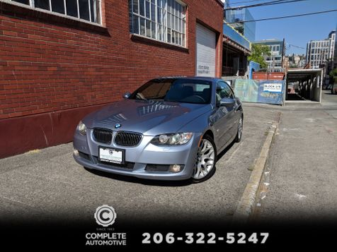 2009 BMW 328i Convertible Local 2 Owner Sport Premium Packages Heated Seats Logic7 Stereo Very Nice Save in Seattle