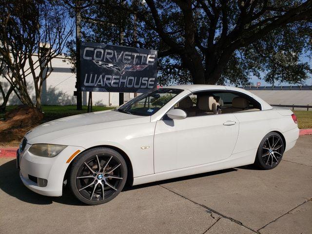 2009 BMW 328i Convertilbe Auto, CD Player, Alloy Wheels 111k!   Dallas, Texas   Corvette Warehouse  in Dallas Texas