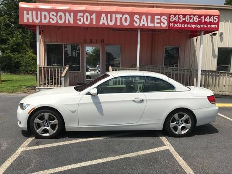 2009 BMW 328i 328i Convertible | Myrtle Beach, South Carolina | Hudson Auto Sales in Myrtle Beach, South Carolina