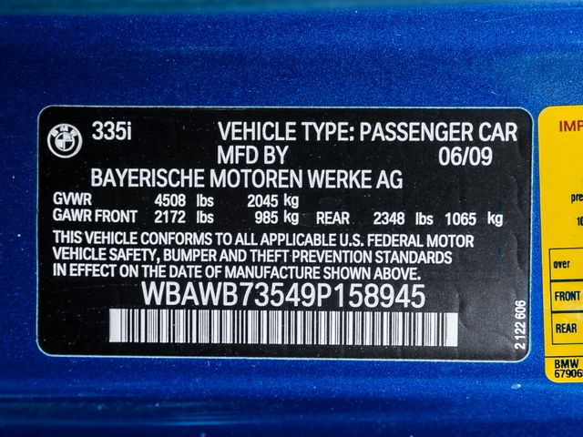 2009 BMW 335i M Sport Package Burbank, CA 27