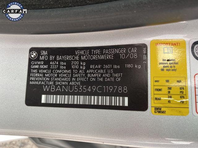 2009 BMW 528i 528i Madison, NC 36