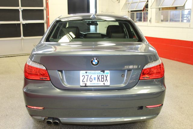 2009 Bmw 528i X-Drive,Heated St Wheel, VERY CLEAN &  TIGHT. Saint Louis Park, MN 7
