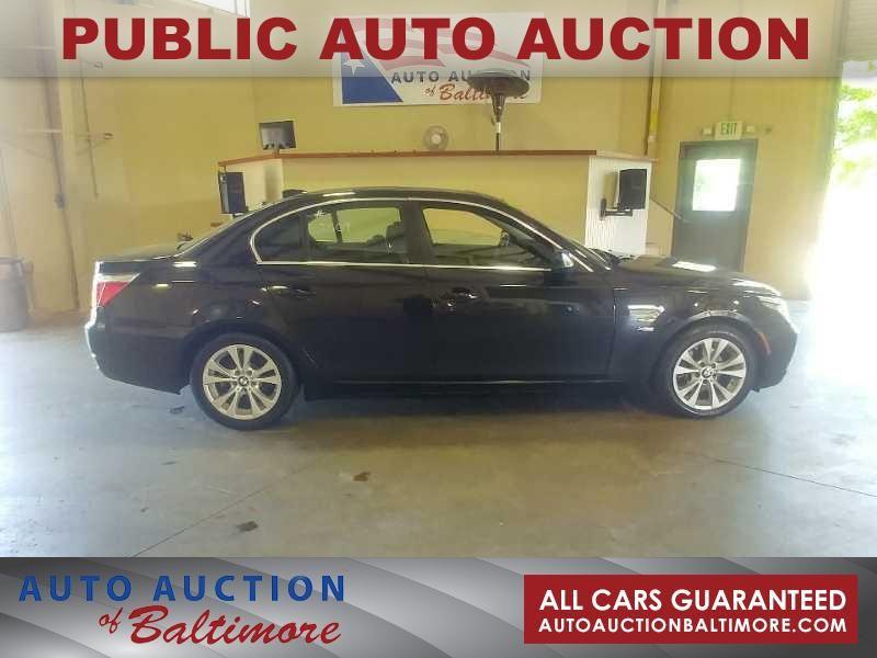 2009 BMW 535i xDrive  | JOPPA, MD | Auto Auction of Baltimore  in JOPPA MD