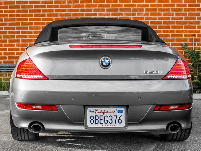 2009 BMW 650i Burbank, CA 4