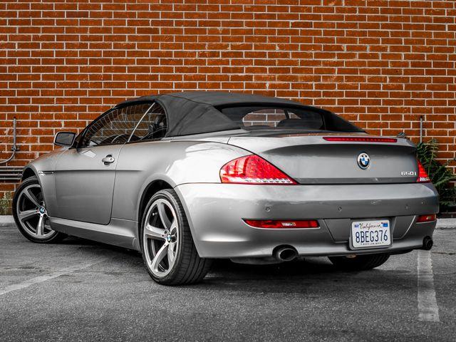 2009 BMW 650i Burbank, CA 8