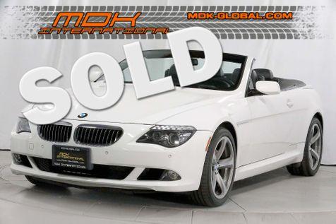 2009 BMW 650i - Sport pkg - Premium - Only 52K miles in Los Angeles