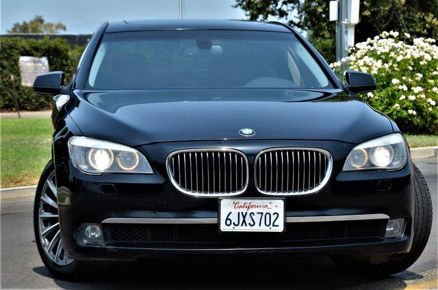 2009 BMW 750i in Reseda, CA, CA 91335