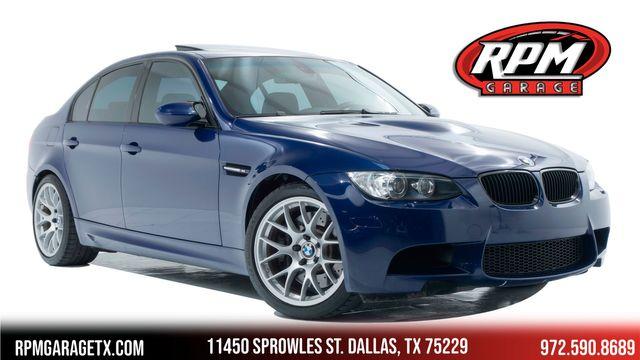 2009 BMW M3 6speed in Dallas, TX 75229