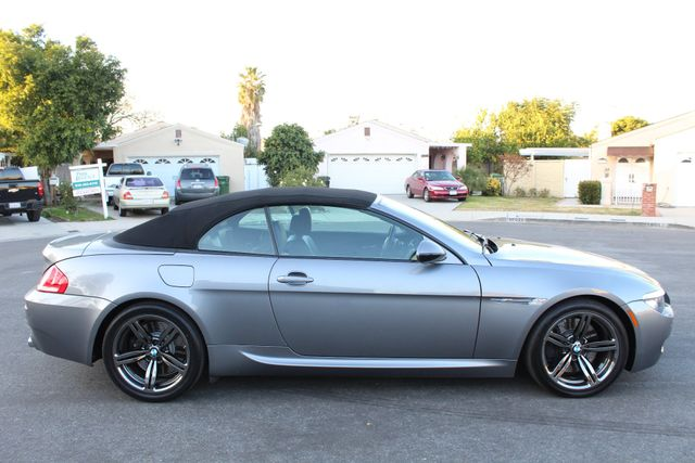 2009 BMW M6 CONVERTIBLE 94k MLS NEW TIRES SERVICE RECORDS XLNT CONDITION in Van Nuys, CA 91406