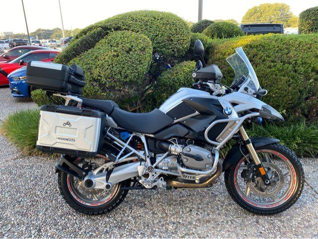 2009 BMW R1200 GS
