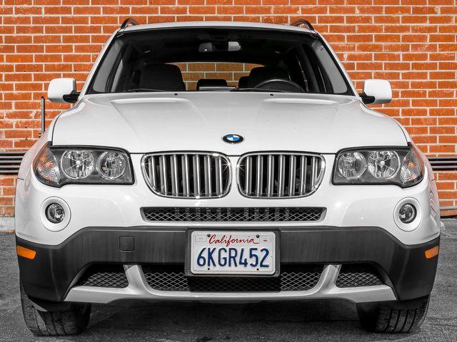 2009 BMW X3 xDrive30i Burbank, CA 2