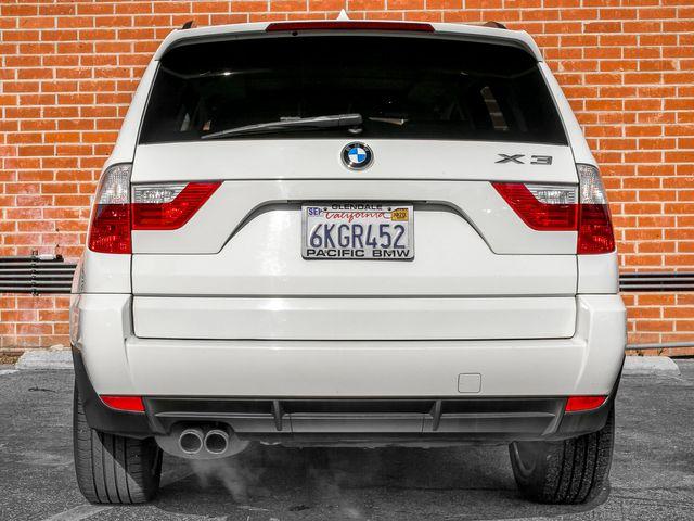 2009 BMW X3 xDrive30i Burbank, CA 3