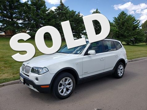 2009 BMW X3 xDrive30i 4d SAV xDrive30i in Great Falls, MT