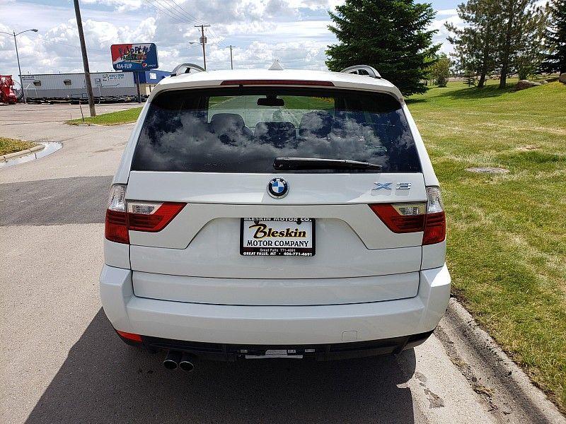 2009 BMW X3 xDrive30i 4d SAV xDrive30i  city MT  Bleskin Motor Company   in Great Falls, MT