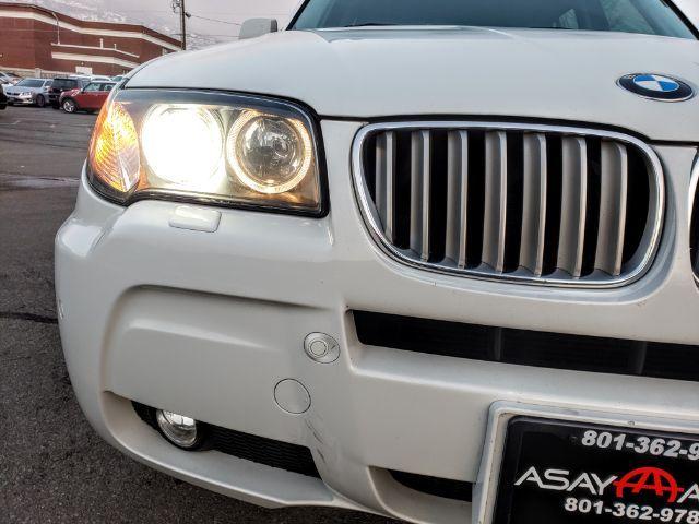 2009 BMW X3 xDrive30i XDRIVE30I LINDON, UT 3