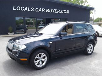 2009 BMW X3 xDrive30i in Virginia Beach VA, 23452