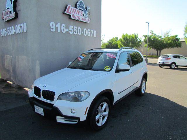 2009 BMW X5 xDrive30i 30i 3RD Seat in Sacramento, CA 95825