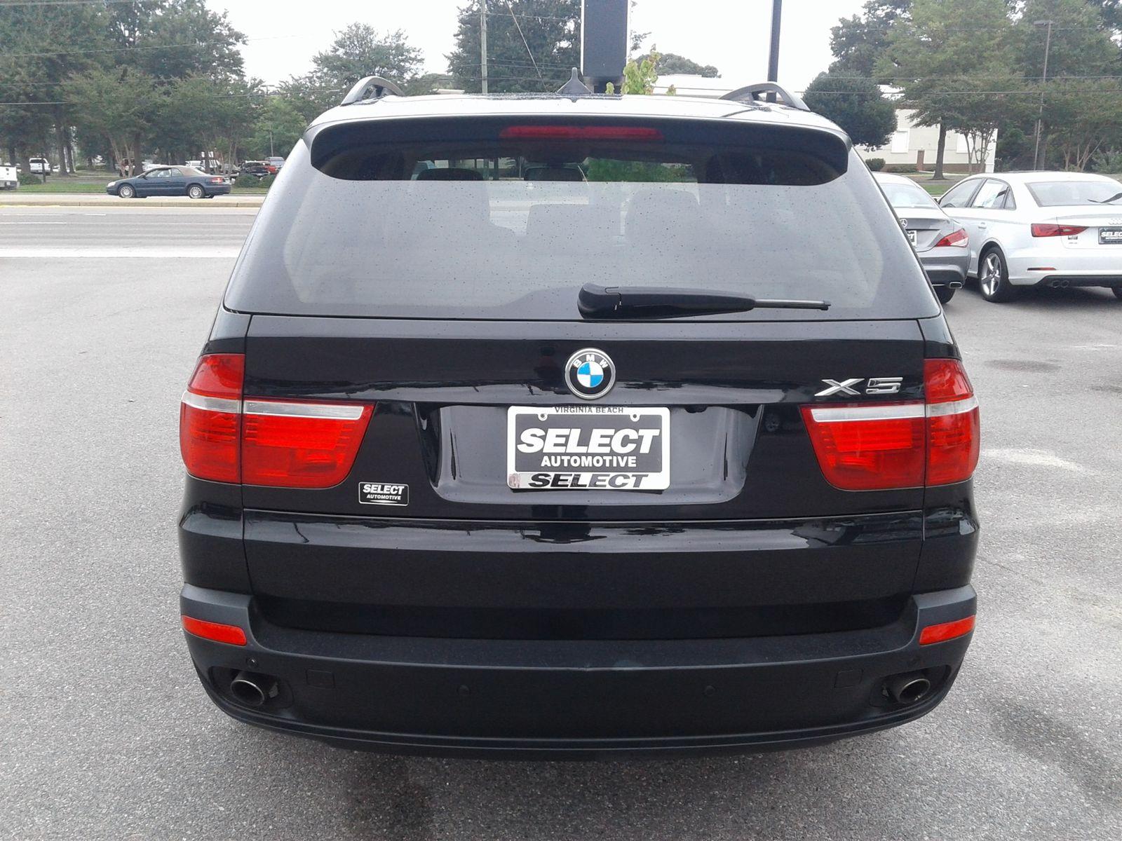 2009 BMW X5 XDrive30i 30i City Virginia Select Automotive VA In Beach