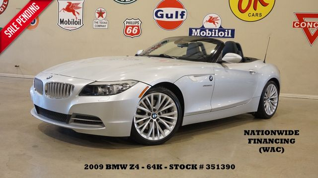 2009 BMW Z4 S-DRIVE 35I AUTO,PREM PKG,SPORT PKG,HTD LTH,64K in Carrollton, TX 75006
