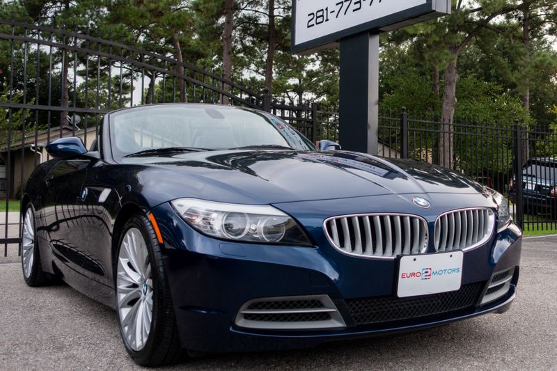 2009 BMW Z4 sDrive35i    Texas  EURO 2 MOTORS  in , Texas