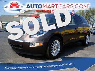 2009 Buick Enclave CXL   Nashville, Tennessee   Auto Mart Used Cars Inc. in Nashville Tennessee