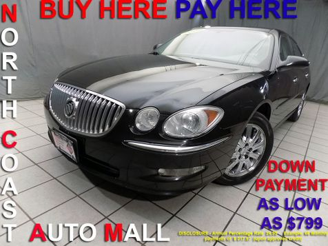 2009 Buick LaCrosse CX As low as $799 DOWN in Cleveland, Ohio