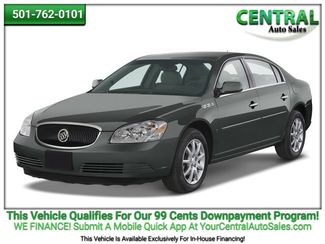 2009 Buick Lucerne CXL   Hot Springs, AR   Central Auto Sales in Hot Springs AR