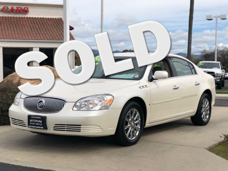 2009 Buick Lucerne CXL-4 | San Luis Obispo, CA | Auto Park Sales & Service in San Luis Obispo CA
