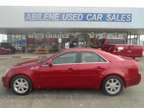 2009 Cadillac CTS RWD w/1SA in Abilene, TX