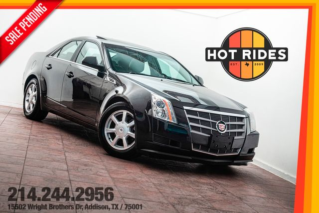 2009 Cadillac CTS Luxury AWD
