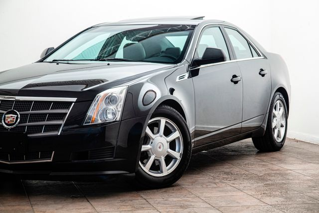 2009 Cadillac CTS Luxury AWD in Addison, TX 75001