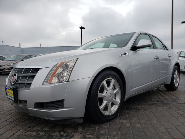2009 Cadillac CTS RWD w/1SA | Champaign, Illinois | The Auto Mall of Champaign in Champaign Illinois