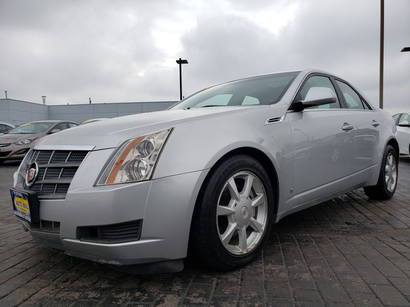 2009 Cadillac CTS RWD w/1SA   Champaign, Illinois   The Auto Mall of Champaign in Champaign Illinois