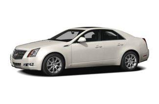 2009 Cadillac CTS RWD w/1SA Chico, CA