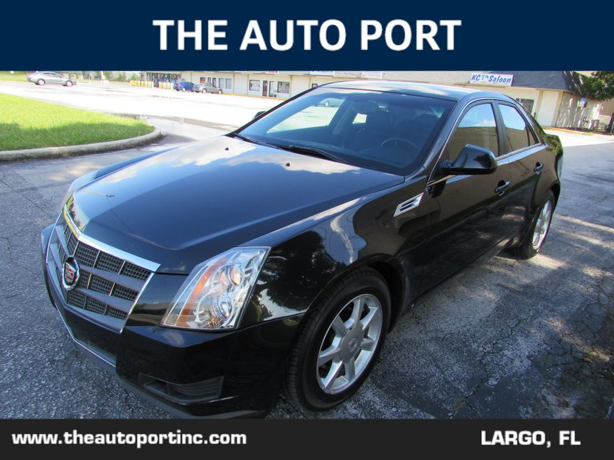 2009 Cadillac Cts Rwd W 1sa Clearwater Florida The Auto Port Inc