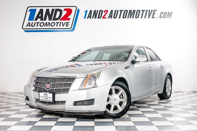 2009 Cadillac CTS RWD w/1SA in Dallas TX