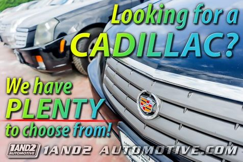 2009 Cadillac CTS RWD w/1SB in Dallas, TX