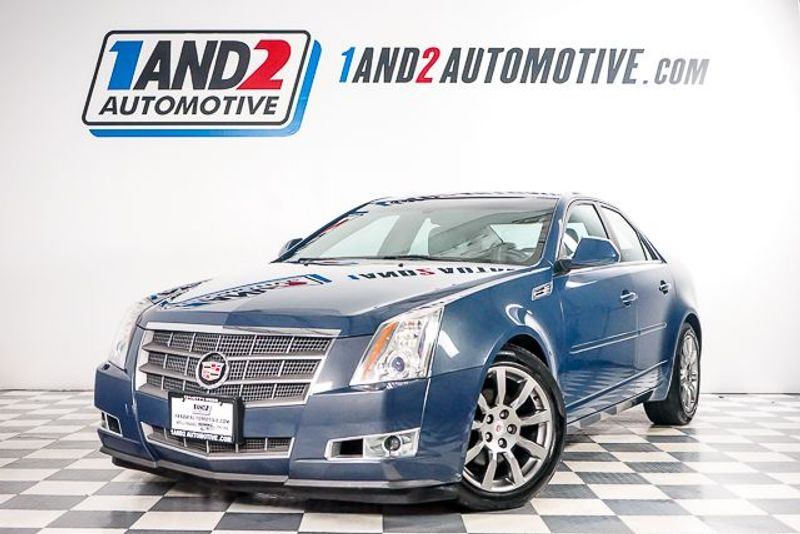 2009 Cadillac CTS AWD w/1SA in Dallas TX