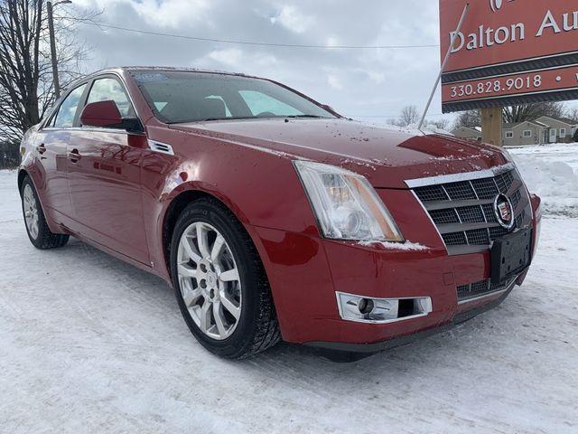 2009 Cadillac CTS AWD w/1SA