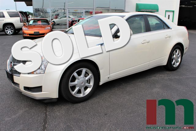 2009 Cadillac CTS RWD w/1SA | Granite City, Illinois | MasterCars Company Inc. in Granite City Illinois