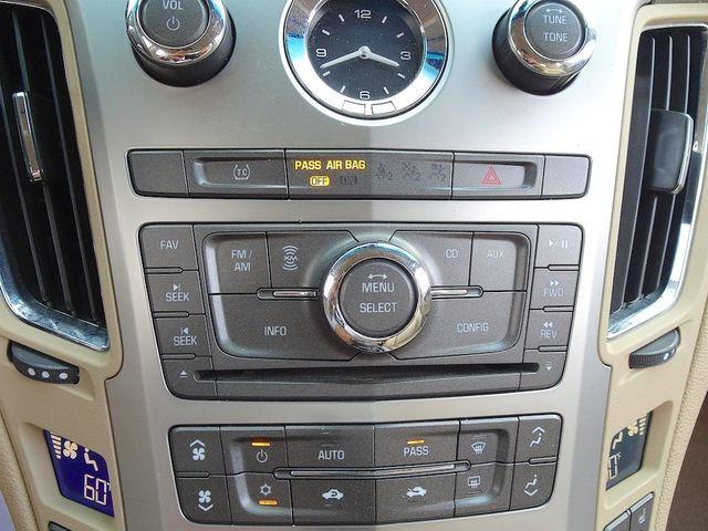 2009 Cadillac CTS RWD w/1SA Madison, NC 19