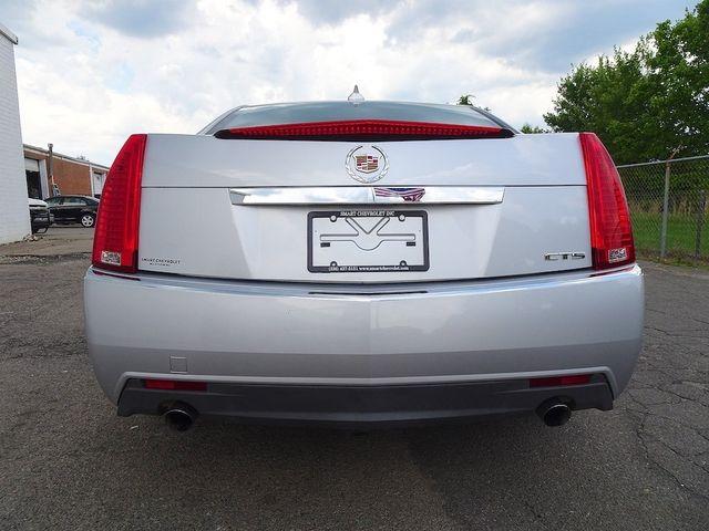 2009 Cadillac CTS RWD w/1SA Madison, NC 3